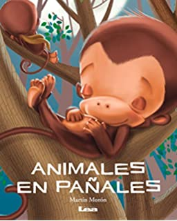 Animales en pañales (Spanish Edition)