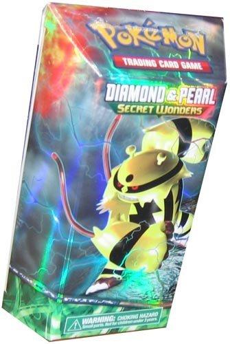 - Pokemon Trading Card Game Secret Wonders Theme Deck Powerhouse Electivire