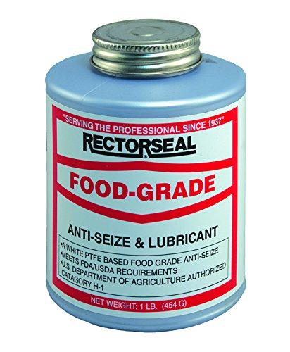 Rectorseal 73931 1-Pound Food Grade Anti-Seize And Lubricant ()