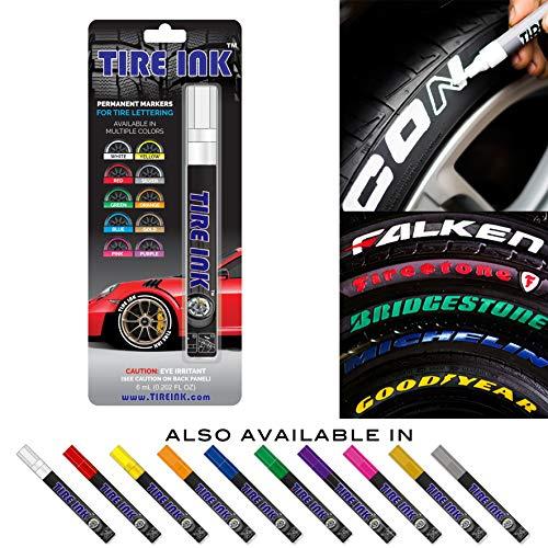 Tire Ink | Paint Pen for Car Tires | Permanent
