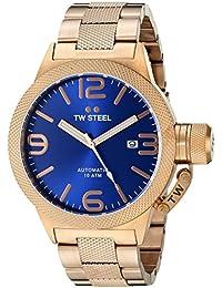 Men's CB185 Analog Display Quartz Rose Gold Watch