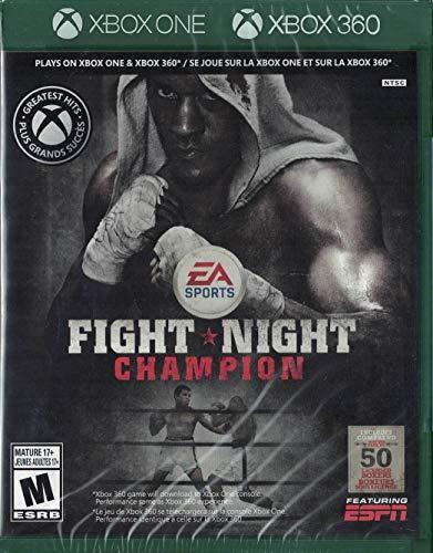 Price comparison product image Fight Night Champion - Xbox 360 / Xbox One