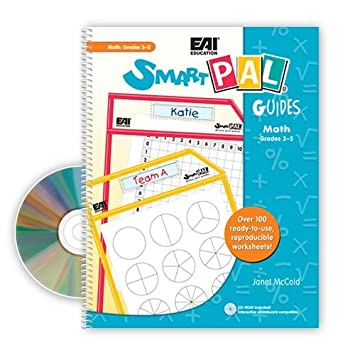 Amazon.com: EAI Education SmartPAL Guides Reproducible Worksheets ...