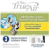 Hamilton Beach 04230G True Air Replacement Filter, 3-Pack