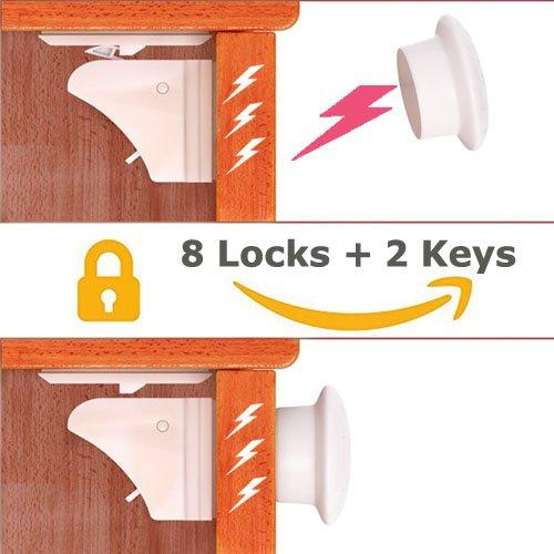 Locks Keys Safety Magnetic Cabinet product image