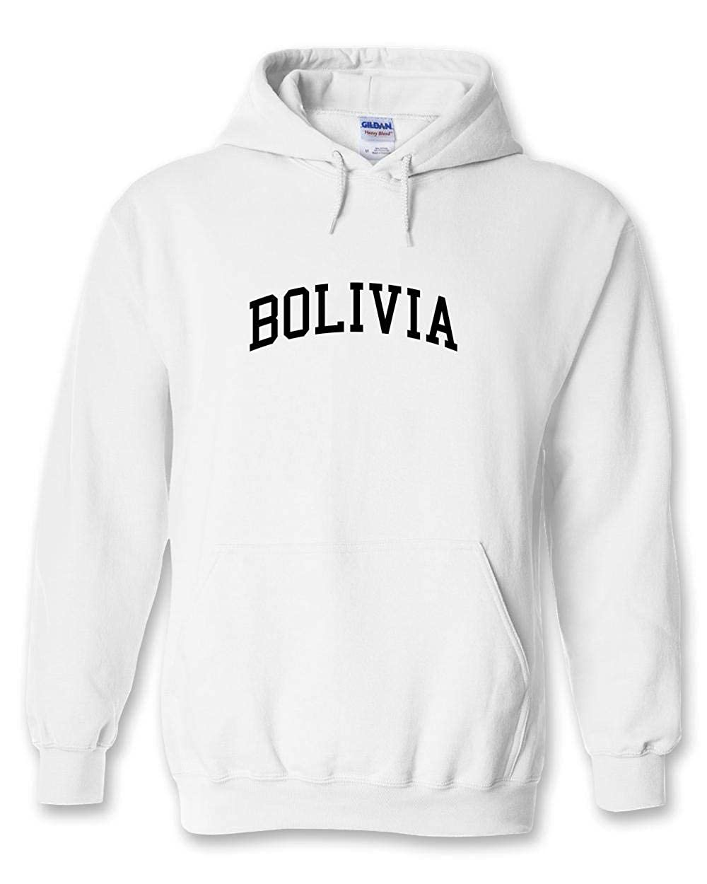 Uncensored Shirts Bolivia Hoodie