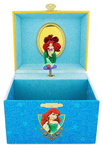 (Disney Parks The Little Mermaid Ariel Musical Jewelry)