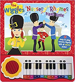 The Wiggles: Nursery Rhymes Piano Book