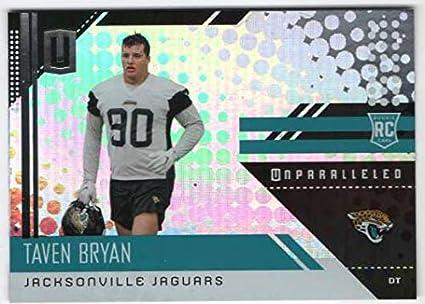Amazon.com  2018 Panini Unparalleled Football  289 Taven Bryan ... 78c154d9b