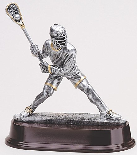 The Trophy Studio Lacrosse Shooter 8''tall by The Trophy Studio