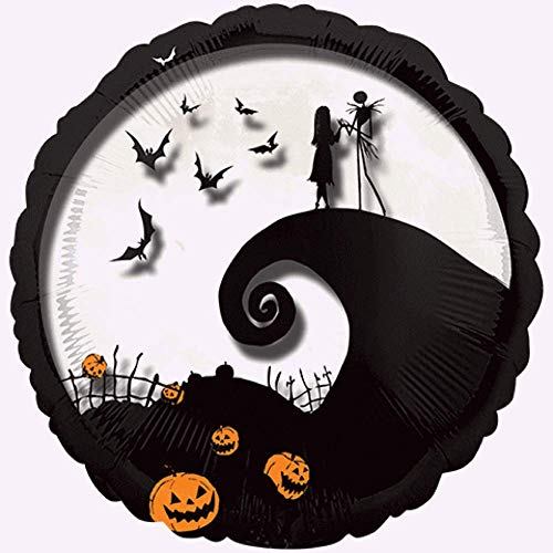 The Nightmare Before Christmas Jumbo Panoramic Balloon, Jack