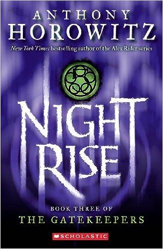 Book Nightrise by Anthony Horowitz (September 01,2008)