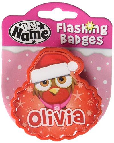 Name Flashing Badge ()