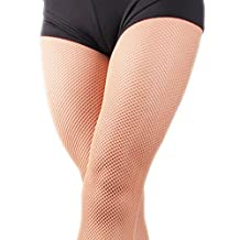 18MM Latin Dance Pantyhose Stockings Socks Open Toe Fishnet Toeless Tights