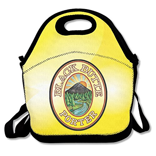 deschutes-brewery-black-butte-porter-insulated-lunch-bag-backpack-tote-with-zipper-carry-handle-and-