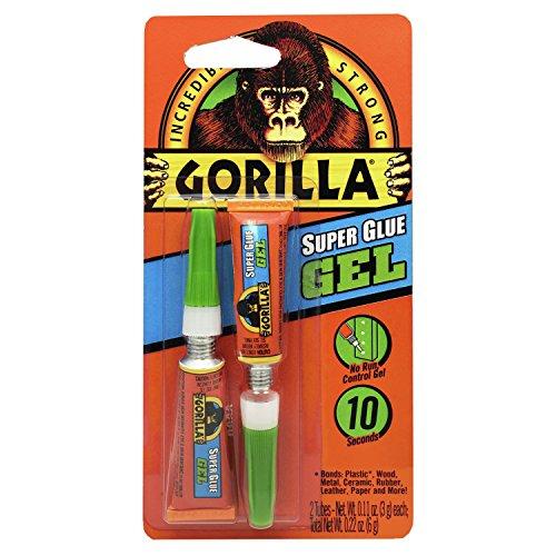 ⭐️SALE⭐️ Gorilla 7820002 Super Glue Gel 3 G Bottle