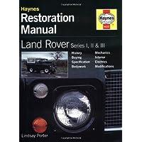 Land Rover Restoration Manual