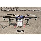 Amazon com: Dreameagle X4-10 Agricultural Spraying Drone Pesticide