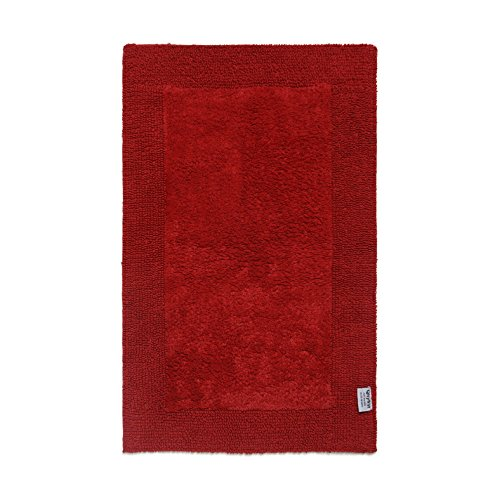 Bath Mat Reversible 100% Premium Cotton 1900 GSM Size 21""