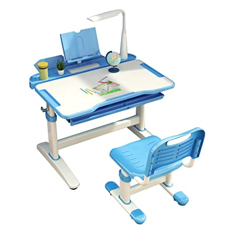 Enjoyable Amazon Com Desks Chairs Childrens Study Table Home Table Onthecornerstone Fun Painted Chair Ideas Images Onthecornerstoneorg