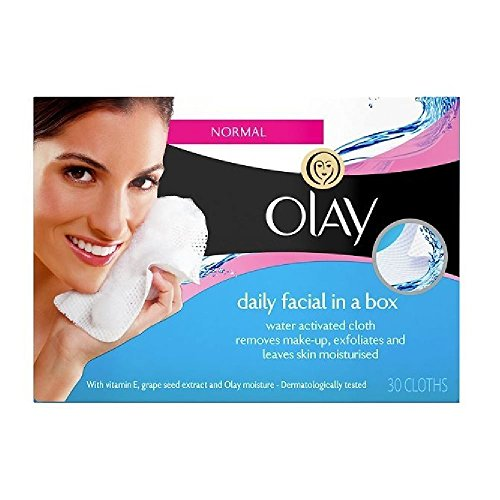 Olay Daily Facials Normal Hydrating Wipes Refill (30)