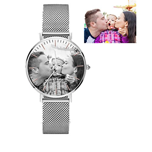 Personalized Watch Photo DIY Creative watch Fashion Wrist