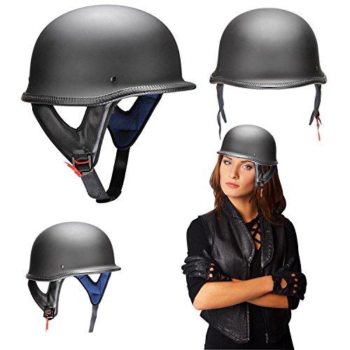 Best Low Profile Dot Half Helmet - 9