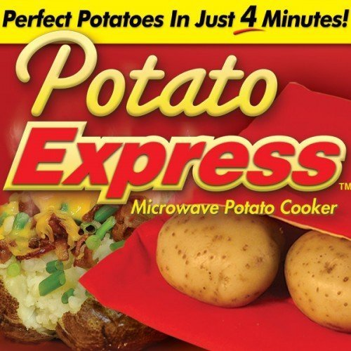 microwavable potato bag - 6