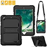 Mini ipad Case with Strap and stand, SEYMAC - Best Reviews Guide
