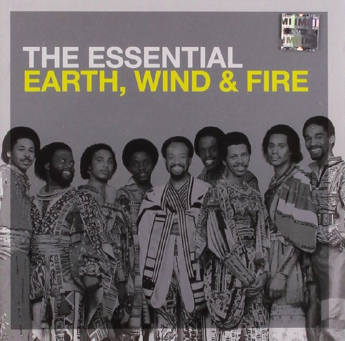 The Essential Earth,Wind & Fire