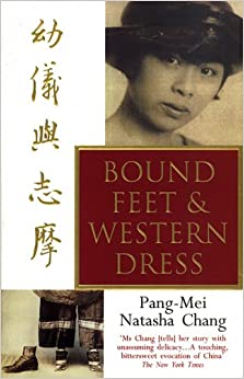 Book Bound Feet And Western Dress
