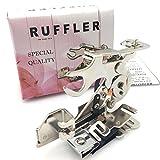 FQTANJU Ruffler Sewing Machine Presser Foot, #55705