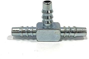 Metallstecker Typ Te Für Benzinschlauch 6mm Innenausstattung Auto