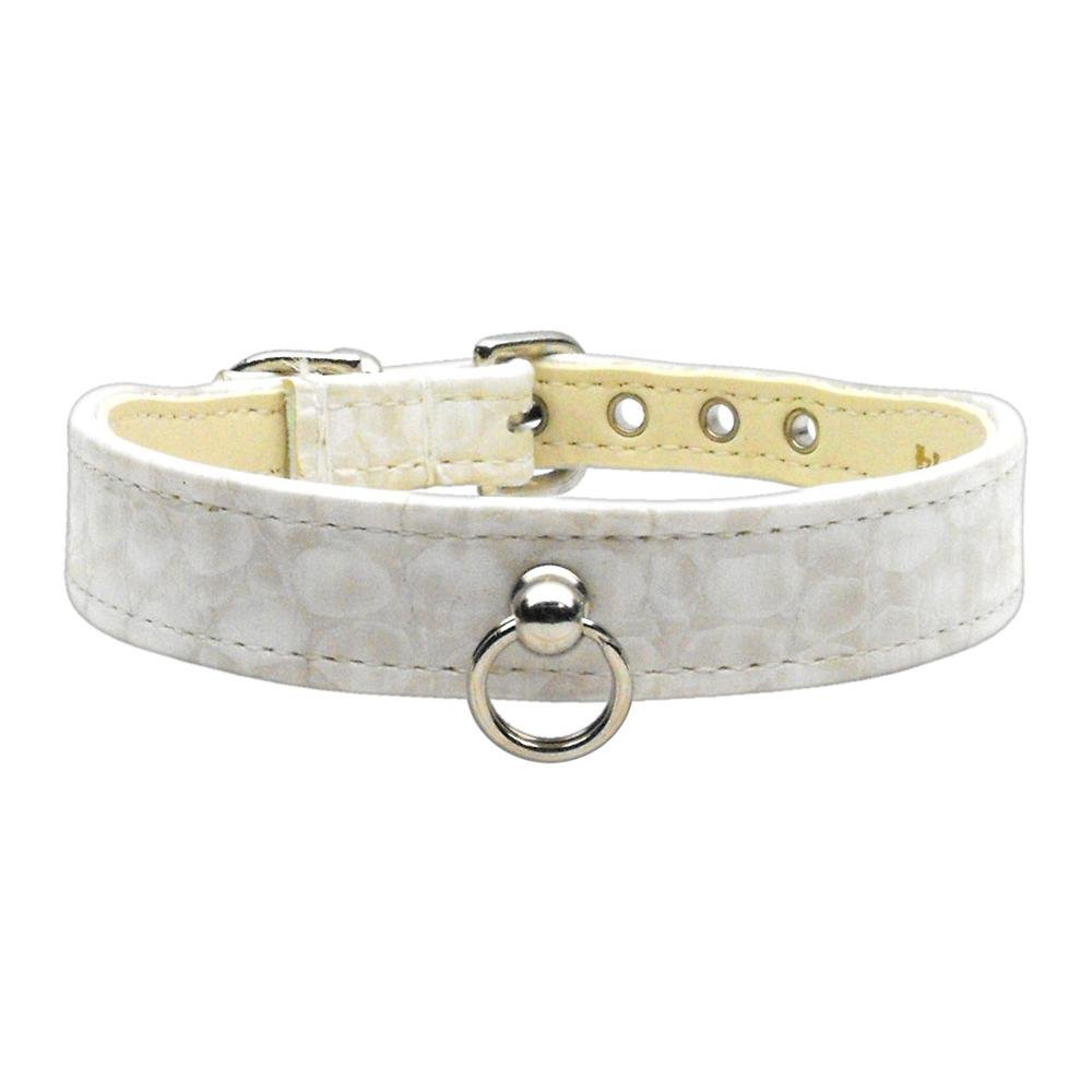 Dog   Cat   Pet Charms Faux Snake Skin  70 Off-White 20