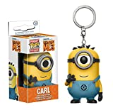 Funko POP Keychain Despicable Me 3 Carl Action Figure