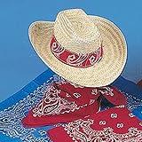 Pinch Top Luau Hat
