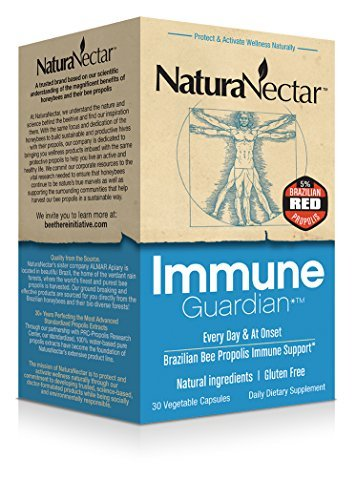 NaturaNectar Immune Guardian, 30 caps by Natural - Products Nectar