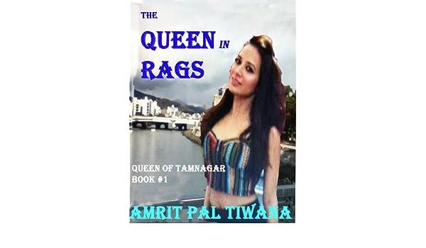 THE QUEEN IN RAGS (QUEEN OF TAMNAGAR Trilogy Book 1)