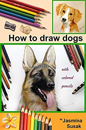 how to draw a real dog