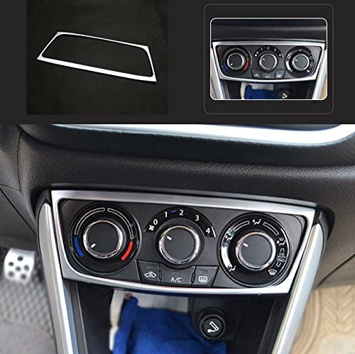 Für S Cross S Cross 2014 2019 Interieur Mittelkonsole Dekor Matt Cover Auto
