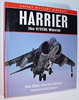 harrier the v stol warrior osprey military aircraft