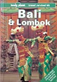 Bali and Lombok, James Lyon and Tony Wheeler, 0864422156