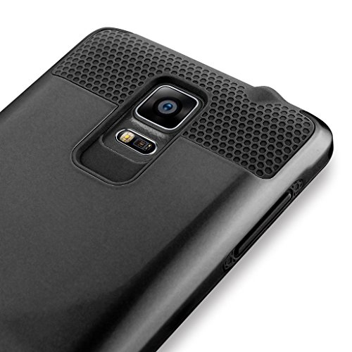 Note 4 Case Samcore Hybrid 2 In 1 Dual Layer Rugged