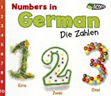 Numbers in German: Die Zahlen (World Languages - Numbers) (German Edition)