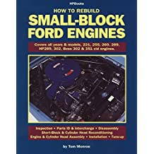 How to Rebuild Small-Block Ford Engines by Tom Monroe (1987-01-01)
