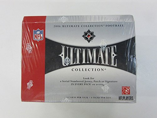 Ultimate Collection Box (2006 Upper Deck Ultimate Collection Football Box (Hobby))