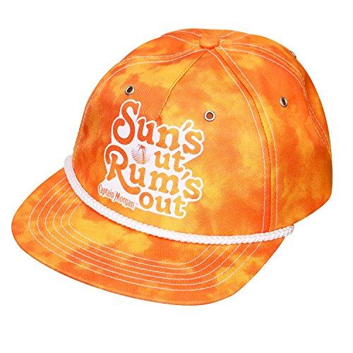 Morgan Mens Hat - Captain Morgan Suns Out Rums Out Hat