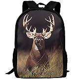 Best Laptop For The Bucks - Laptop Backpack Trophy Buck Deer with Big Rack Review