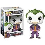 The Joker Batman Arkham Asylum POP! #53 Heroes Vinyl Figure