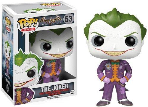Funko Pop! - Vinyl DC Arkham Asylum Joker (4339)